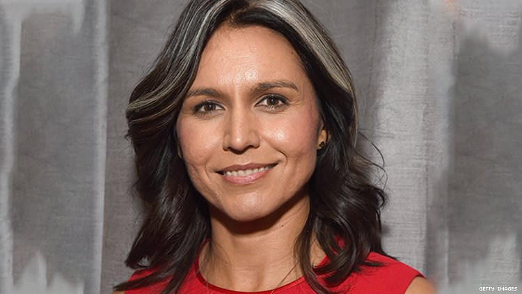 Tulsi Gabbard announces presidential campaign amidst homophobic controversy.
