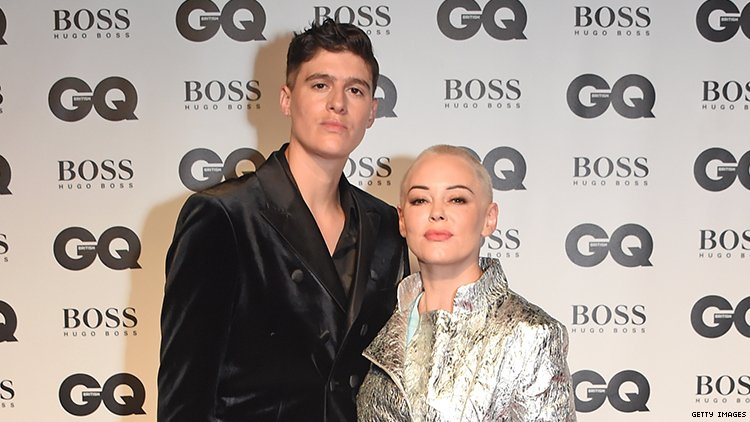 Rose McGowan and Rain Dove Reveal How They Fell in Love