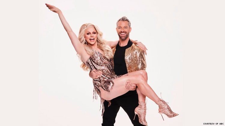 Courtney Act Is Coming to 'Dancing with the Stars'