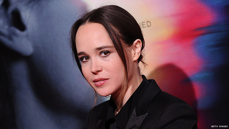 Ellen Page Calls Out Mike Pence in Emotional Speech
