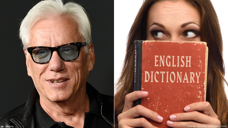 The Dictionary Just Clapped Back at James Woods' Transphobia