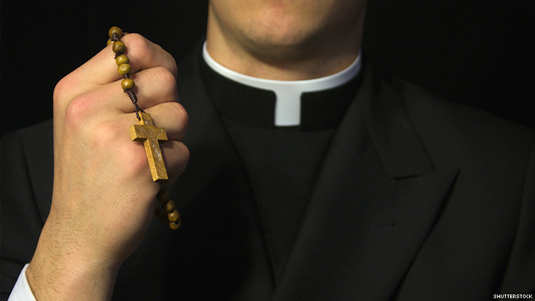 There Are a Lot of Gay Catholic Priests, Says 'New York Times' Report