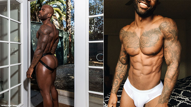 Kevin Carnell Test Drives Tom of Finland's Underwear Collection