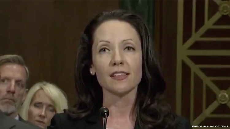 Anti-gay Trump-nominated judge Allison Jones Rushing confirmed by Senate to court.