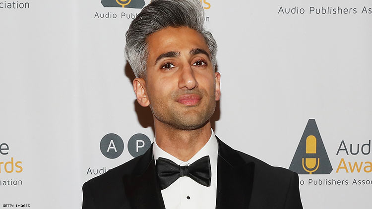Tan France Had No Gay Friends before 'Queer Eye'