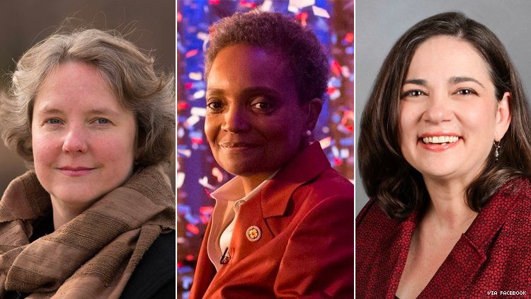 Lori Lightfoot wins election, becoming first openly lesbian and first Black mayor of Chicago —but local activists aren't celebrating.