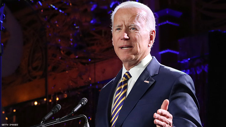 Democratic former Vice President Joe Biden is running for president in the 2020 election.