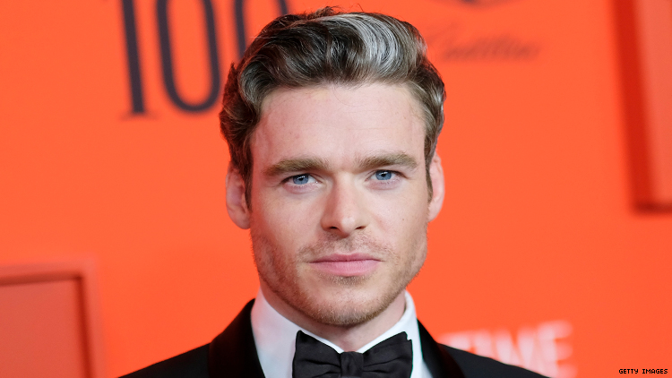Richard Madden Says Straight Actors Should Be Able to Play Queer Roles