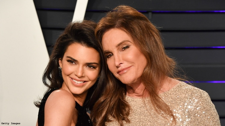 Caitlyn Jenner Says It Would Be Hard to Watch Her Child Transition