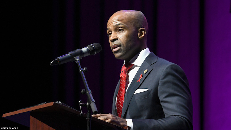 Human Rights Campaign names Alphonso David new president — he will be the first person of color to lead the HRC.
