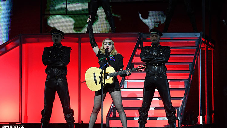 Madonna's World Pride Closing Set Was Absolutely Legendary