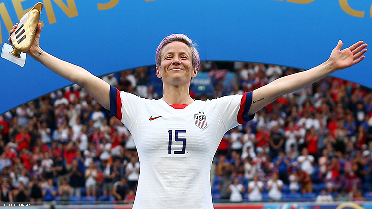 Megan Rapinoe Is Officially Writing a Book