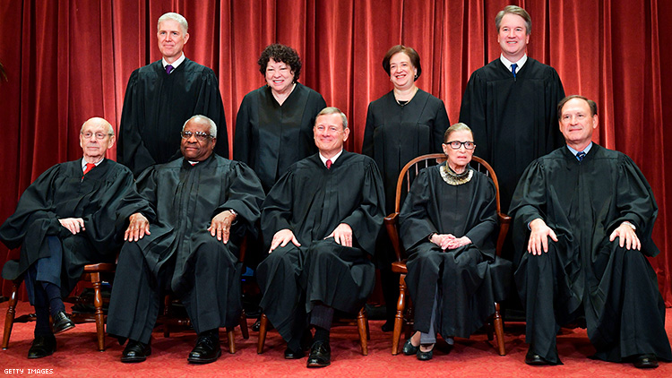The Supreme Court will review three court cases about LGBTQ+ discrimination in the workplace.