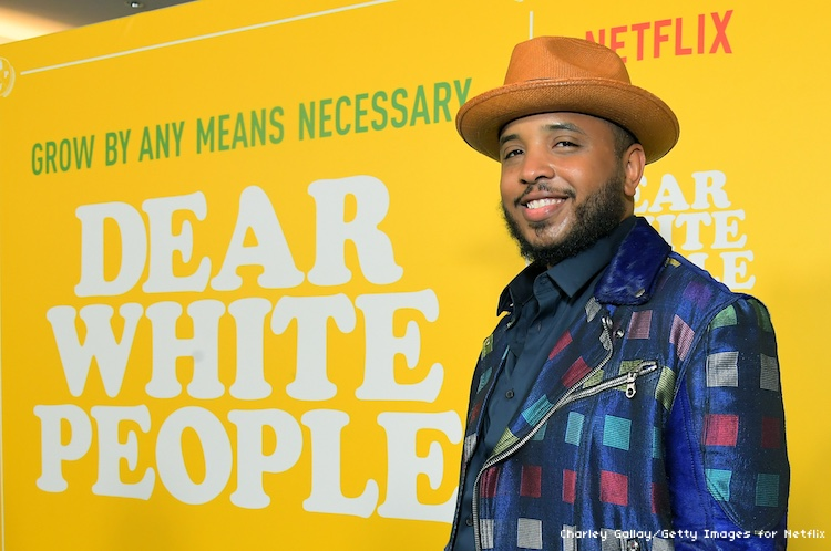 Justin Simien, Dear White People