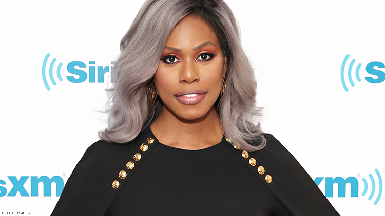 Laverne Cox Looks Back on Historic Transgender Role in 'Orange Is the New Black.'