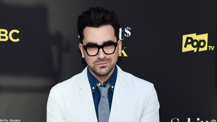 Dan Levy's Fans Raise $20,000 for LGBTQ+ Youth Charity