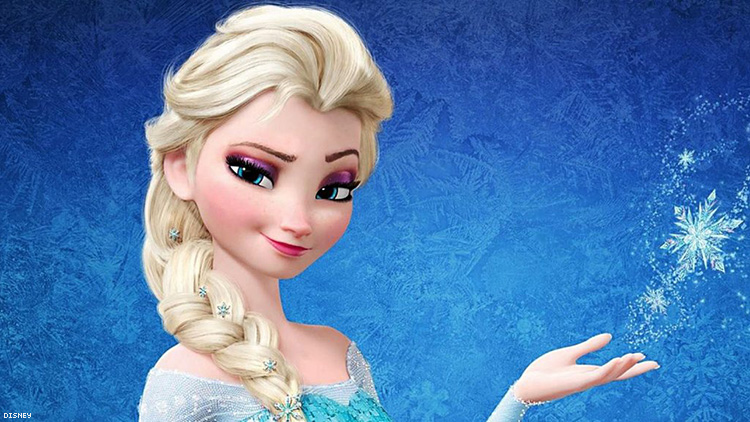 Sorry Gays, Elsa Won't Have a Girlfriend in 'Frozen 2'