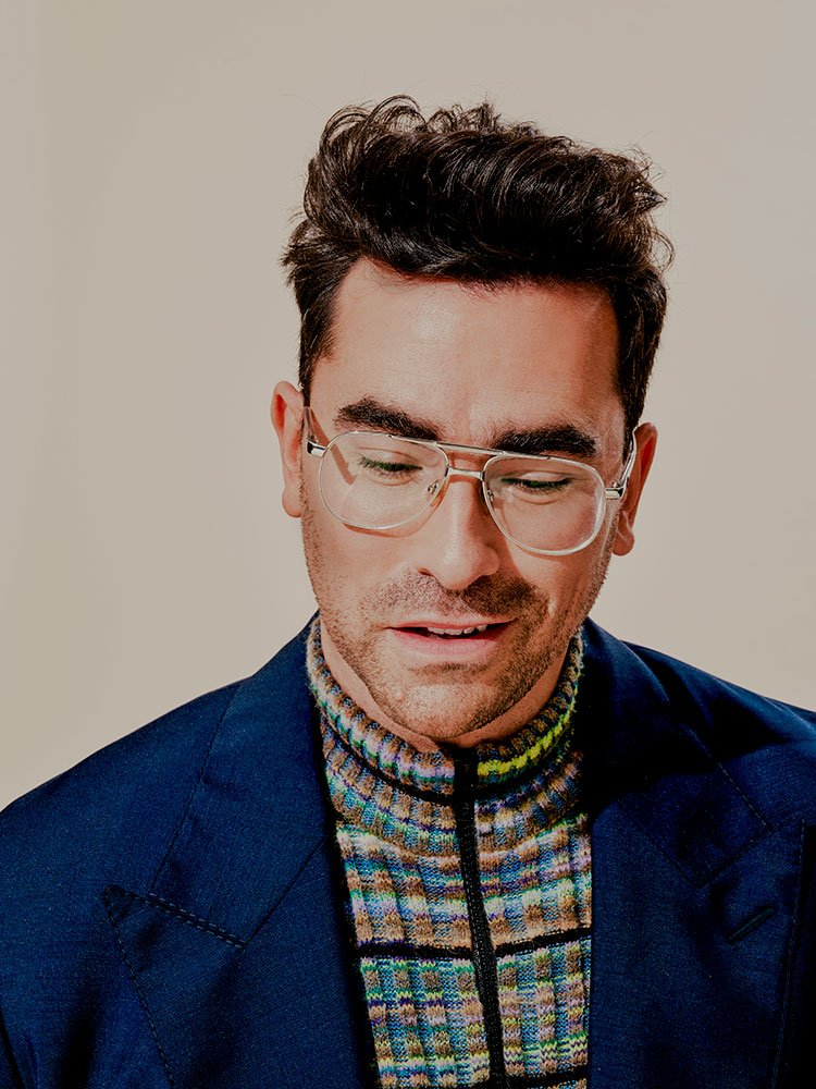 DAN LEVY PHOTOGRAPHED BY RYAN DUFFIN
