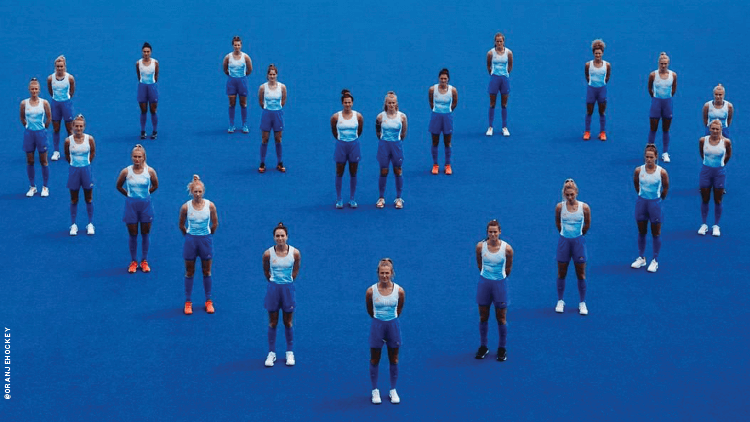 Team Netherlands Posts Inspirational Pic in Fight Against Hate