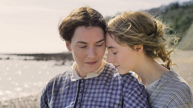 Kate Winslet, Saoirse Ronan Want Each Other in New 'Ammonite' Trailer