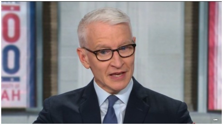 Anderson Cooper unloads on Trump for not releasing test results, noting in some states people living with HIV can be arrested for not revealing their status.