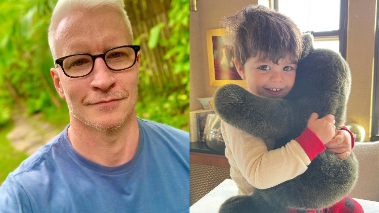 Anderson Cooper and Andy Cohen's Son Benjamin