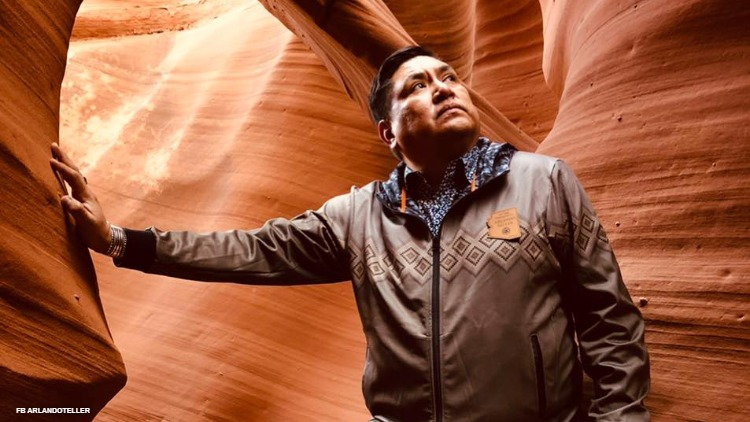 Out Navajo Arlando Teller Appointed to Biden Administration