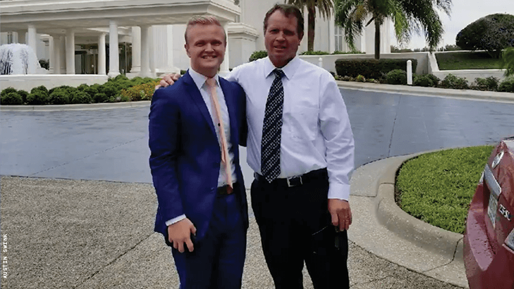 Watch as Mormon Dad Has Perfect Response When Teen Son Comes Out