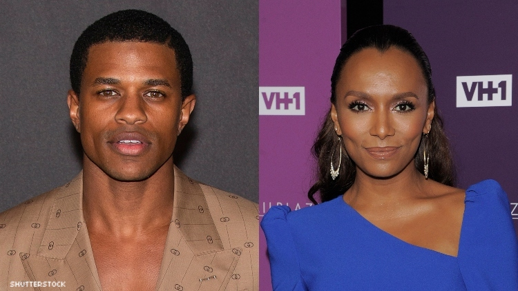 Janet Mock and Jeremy Pope