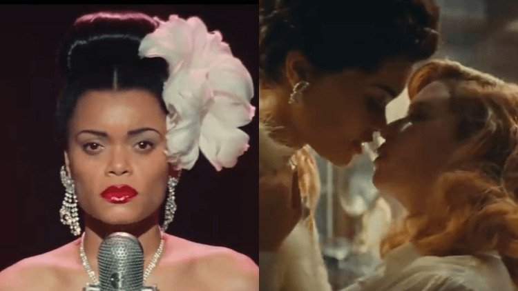 Andra Day as Billie Holliday