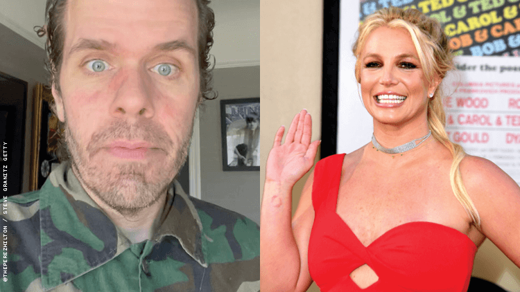 Perez and Britney Spears