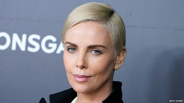Charlize Theron Says It's a 'Bummer' That She's Straight