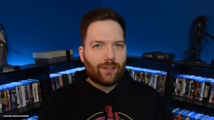 American Film Critic Chris Stuckmann Reveals He is Pansexual in Video