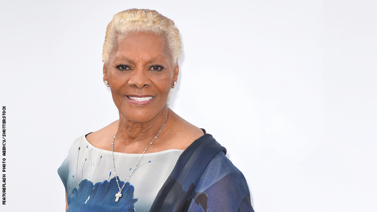 Dionne Warwick's niece has taken over her twitter account and we love it.