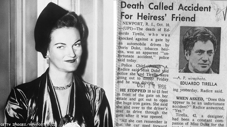 New Book Claims Dorothy Duke Got Away with Murder