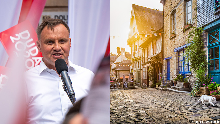 Dutch town unfriends sister city in Poland over LGBT-free zone