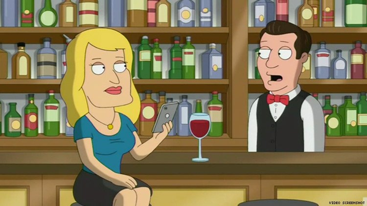 Ida Davis on Family Guy