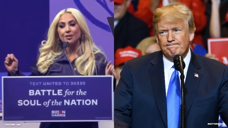 Here's Why Gaga Doesn't Want Trump Removed With the 25th Amendment