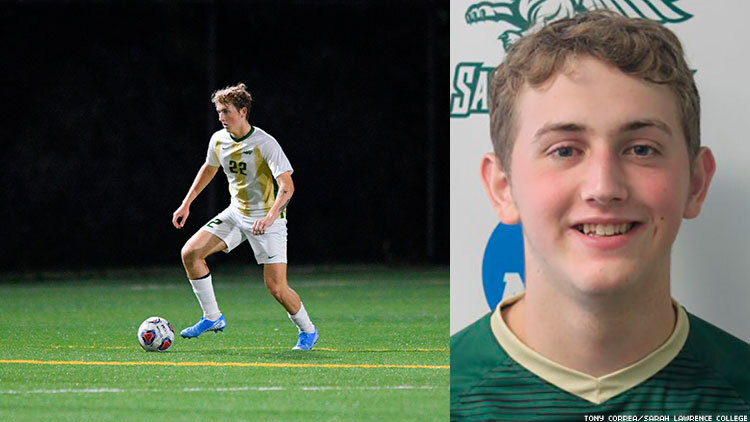 LGBTQ+ College Soccer Player Henry Bethell Suspended After Being Called Homophobic Slur, Throwing Punch