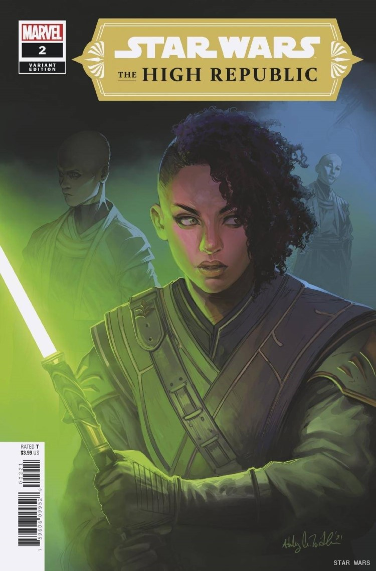Star Wars confirms two Jedi Knights are trans and nonbinary