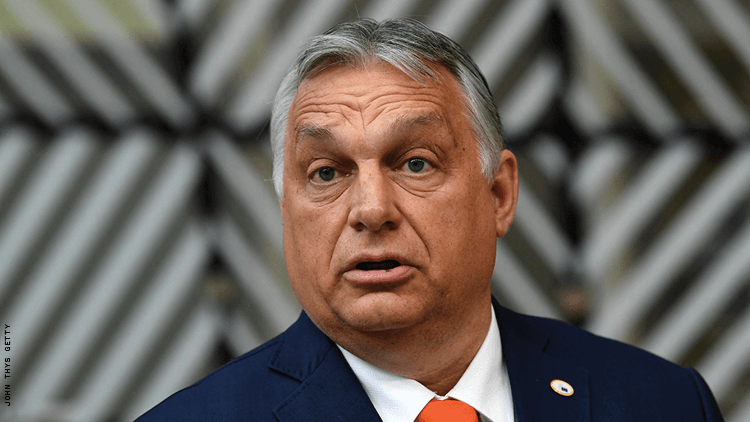 """EU Leaders Tell Hungary, Orban To """"Get Out"""" Over Anti-Gay Law"""