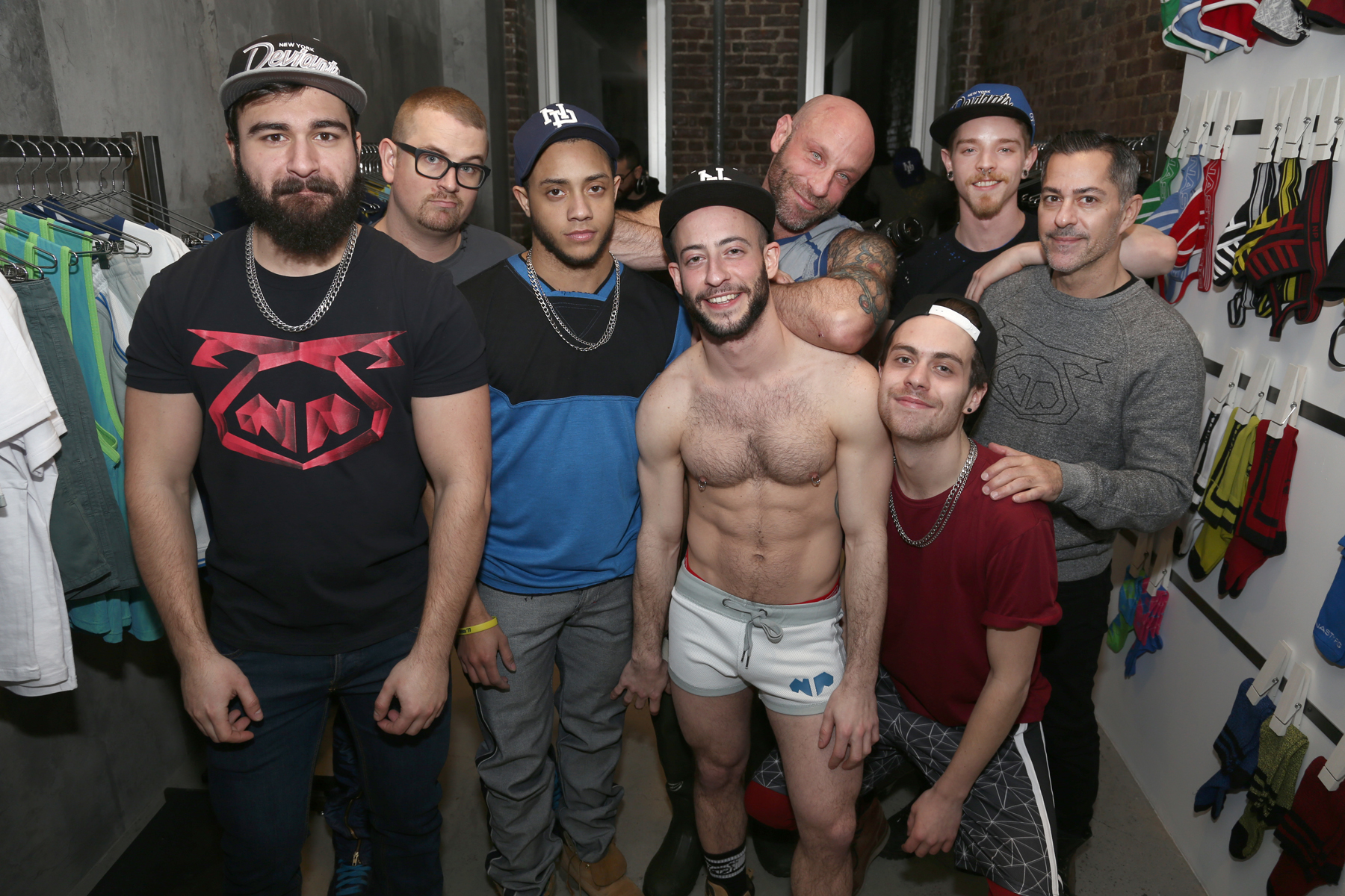 09   The Nasty Pig Crew At 259 West 19th Street