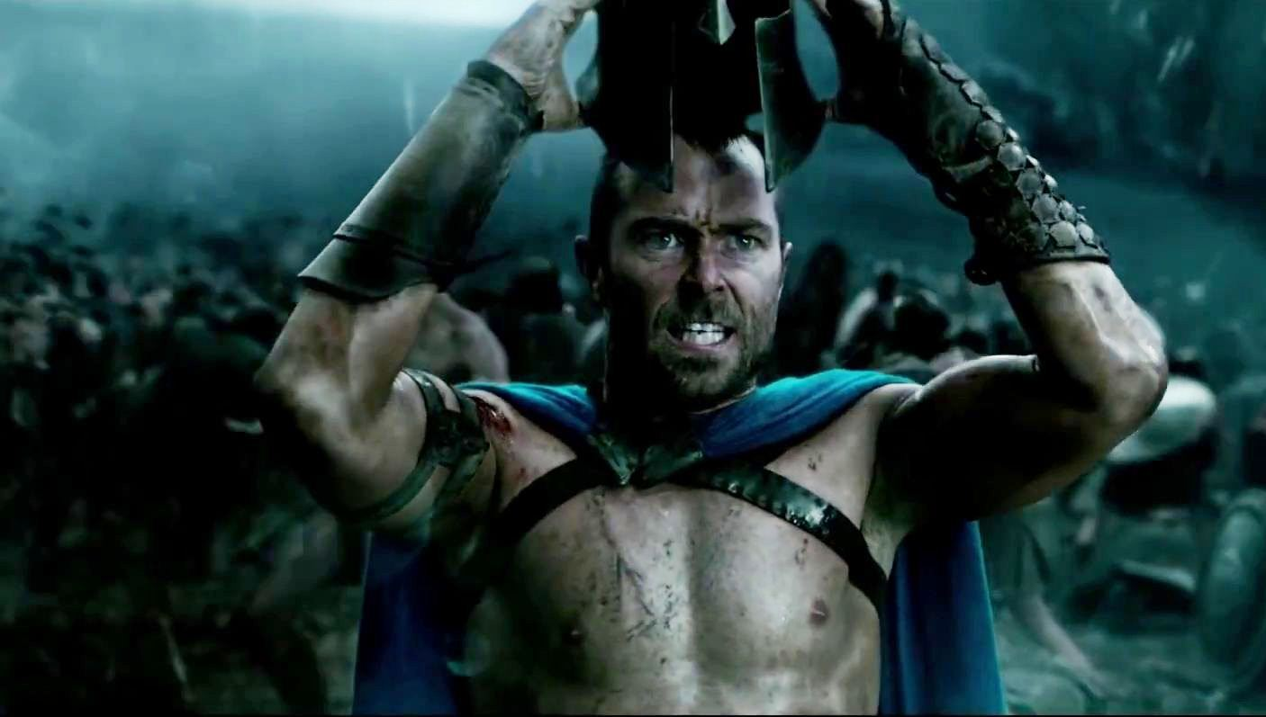Zack Snyder Re Invents The Epic In The Erotic 300 Rise Of An Empire