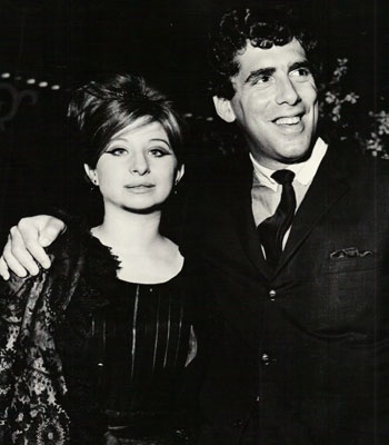 Barbra With Gould