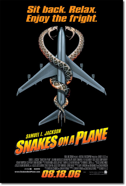 Snakes On A Plane Poster1