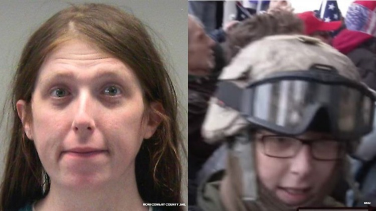 Jessica Watkins trans woman involved in insurrection