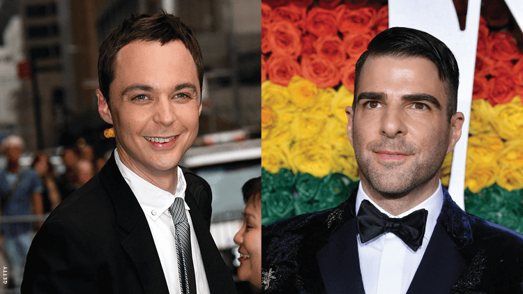 Jim Parsons, Zachary Quinto Join Truman Capote, Tennessee Williams Doc