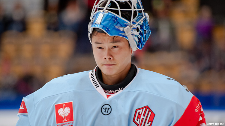 Pro Hockey Player Jon-Lee Olsen Comes Out as Gay