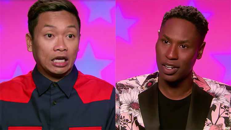Jujubee and Shea Coulee