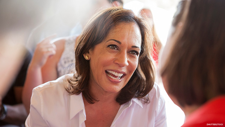 Kamala Harris Has A Plan To Tackle Lgbtq Youth Suicide